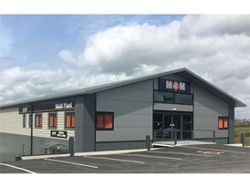 CASE dealer M&M Plant has expanded its operations with the opening of a new £1 million head office and depot