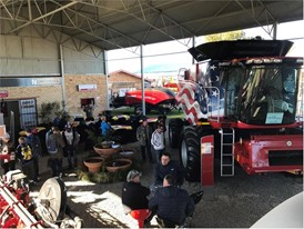 Case IH at NAMPO 2018