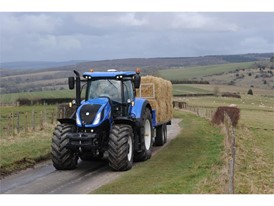 New Holland is an Official Partner of the Goodwood Estate