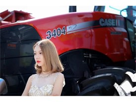 Case IH Magnum 3404 launched in China