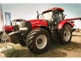 Case IH presents the first Puma™ CVT Series Tractors in Russia
