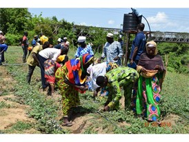 Case IH is supporting Damongo Agricultural College in the Northern Region of Ghana