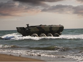 Iveco Defence Vehicles is awarded contract to deliver amphibious platform to the US Marine Corps in partnership with BAE Systems