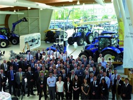 New Holland UK and ROI Dealership network and New Holland UK Market Team