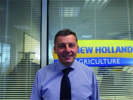 New Holland appoints Pat Smith as its new Business Director UK and ROI
