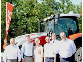New STEYR importer in Latvia