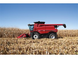 The new 50 series Axial-Flow combine lineup from Case IH features a special-edition 150 series combine