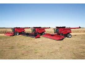 Case IH Steps Up High-Efficiency Harvesting With New Axial-Flow 50 Series Combines, AFS Harvest Command Combine Automation System