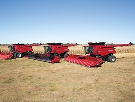 New 50 series Axial-Flow combines from Case IH