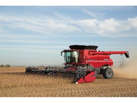 AFS Harvest Command combine automation system is available only on the new 250 series Axial-Flow combines