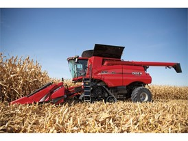 Axial-Flow 9250 with 4418 Corn Head