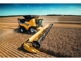 New Holland extends CR Revelation combine range and takes automation to a new level