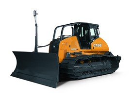 CASE Crawler Dozer