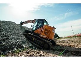 CASE CS145C Excavator