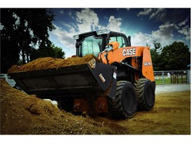 CASE SR210 Skid Steer Loader