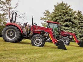 Producers can count on Farmall tractors for reliable, fuel-efficient horsepower and multitasking flexibility