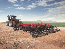Case IH Rolls Out AFS Soil Command Agronomic Control Technology for Tillage Lineup