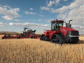 The Case IH Precision Disk 500DS air drill offers a one-pass solution