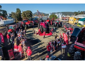 AgQuip 2018 was a chance to celebrate a massive year for Case IH, and that momentum is continuing to the 2018 field days