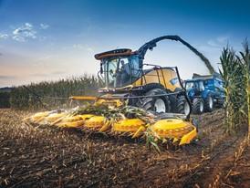 New Holland Equipment Showcased at 2018 Farm Progress Show Boosts Quality Forage Production