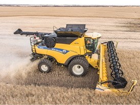 New Holland Pushes Operational Performance to a New Level at 2018 Farm Progress Show