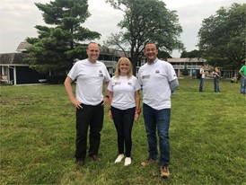 CNH Industrial Joins DuPage Habitat for Humanity for 2018 Executive Build 3