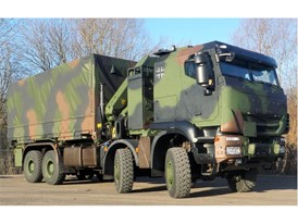 Iveco Defence Vehicles delivers the hundredth Trakker GTF 8x8 to the Bundeswehr