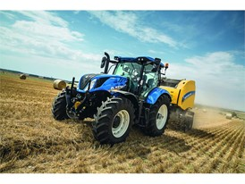 New Holland to showcase range of tractors its new topsoil mapper plus cultivators and ploughs at Tillage Live 2018