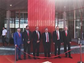 Case IH new dealership opening in Rivne