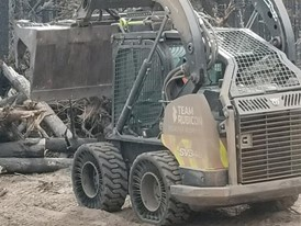 CASE, Titan Machinery Support Team Rubicon in Colorado Wildfire Cleanup