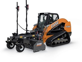 CASE Introduces All-New Precision Laser Grading Box Attachment