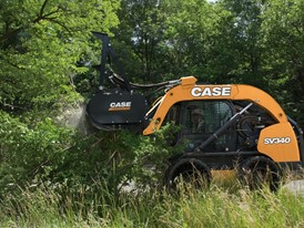 CASE Mulcher