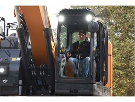 CASE Construction Equipment hosts construction's toughest competition between the best machine operators in Europe