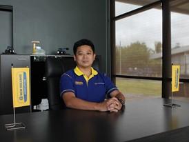 Mr Angkun Mahaboonpachai, Deputy Managing Director at Por Tractor