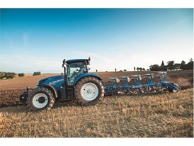 New Holland Agriculture extends acclaimed T6 tractor range with the new 6-cylinder T6.180 Auto Command and T6.180 Dynamic Command models