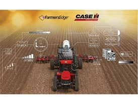Case IH customers will benefit from the advantages of digitial solutions from Farmers Edge