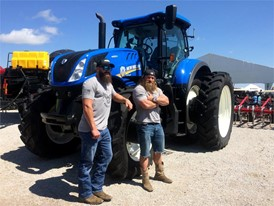 New Holland Announces Partnership Agreement with Dave Sparks aka 'Heavy D'