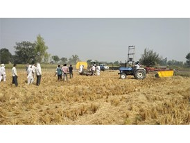 New Holland Agriculture partners with the Indian Agricultural Research Institute to pioneer Straw Management and fight stubble burning