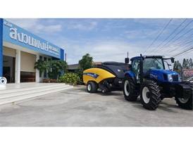 Sanguanpong Tractor Mittaparp Co. Ltd. dealership