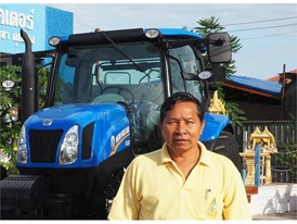 Mr Boonchuay Sanguanphong, Sanguanpong Tractor Mittaparp Co. Ltd.'s Owner