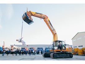 Spirit of the Eastern Culture shines through CASE machinery Customer Day in Khabarovsk