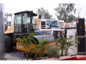 CASE India adds CASE1110 EX to its existing fleet of Compactors