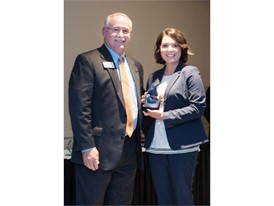 CNH Industrial Capital employee receives Young Professional of the Year award from RAMAC