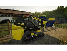 New Holland C232 CTL in Farming Simulator 19