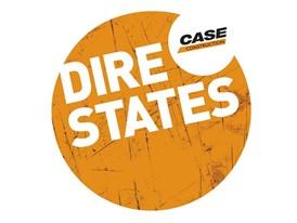 CASE Dire States logo
