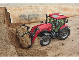 Maxxum 125 with L105 loader