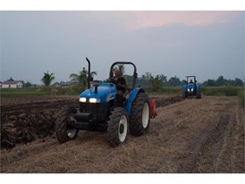 New Holland TT45