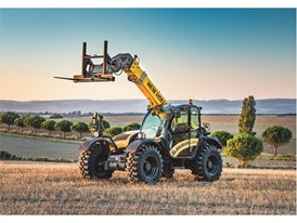 Telehandler TH7.37 Elite