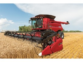 The award-winning Axial-Flow 250 series combine