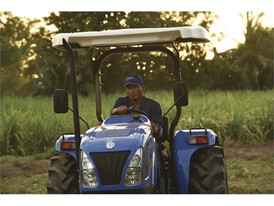 New Holland TT3.50 tractor in Thailand